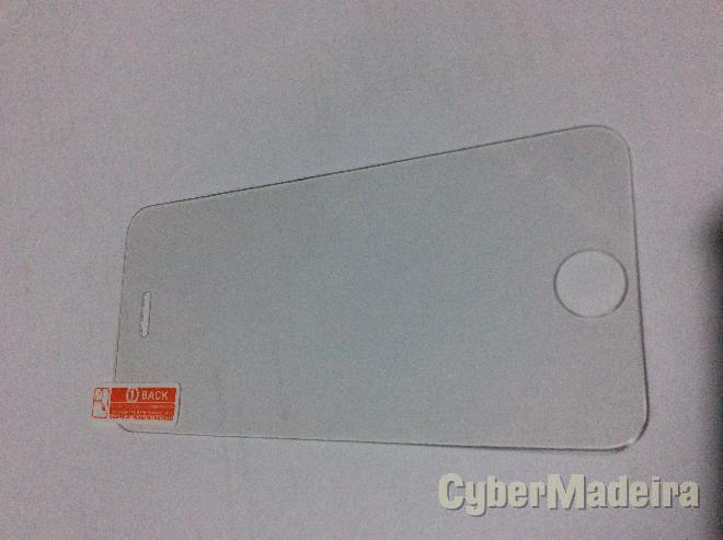 Película de proteção vidro temperado iphone 5C
