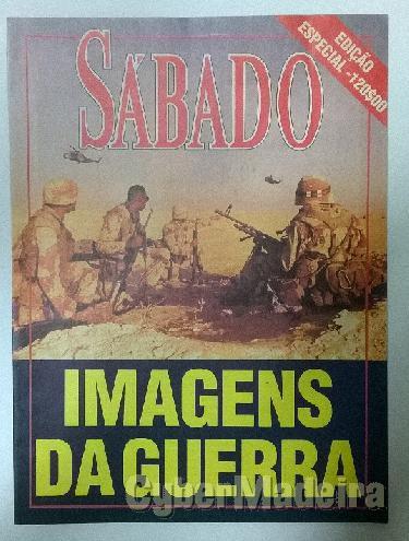 Revista sábado - edição especial imagens da guerra