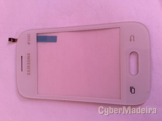 Vidro tátil   touch screen samsung pocket 2 duos G110