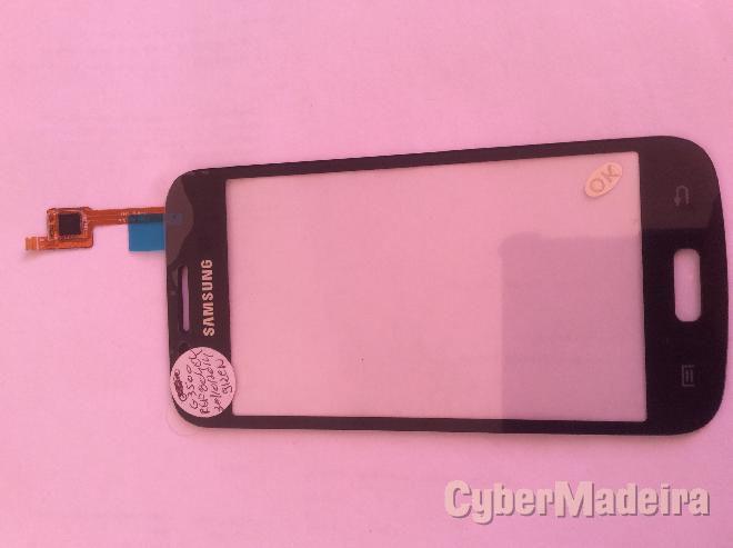 Vidro tátil   touch screen samsung galaxy core plus   trend 3 SM-G3500