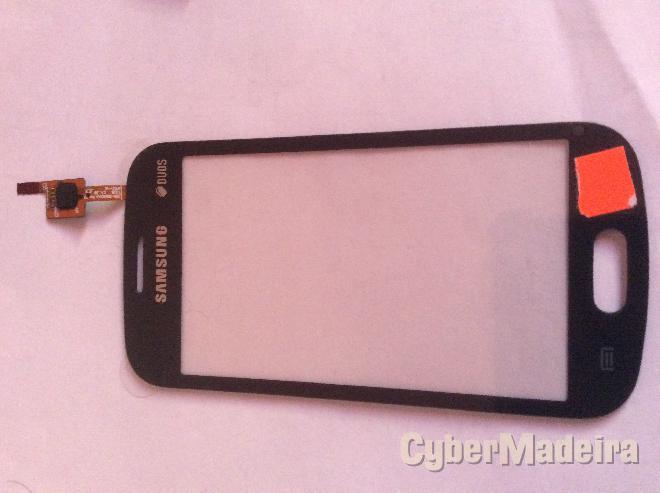 Vidro tátil   touch screen samsung galaxy trend GT-S7560 , GT-S7562