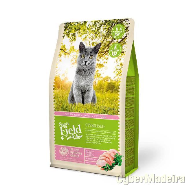 Sam's field gato esterilizado 7.5KG Outros