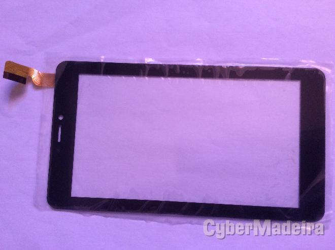 Vidro tátil   touch screen YJ782FPC-V0 para tablet 7 polegadas Outras