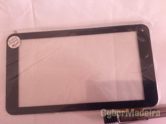 Vidro tátil   touch screen hyundai afrodita 7 Outras