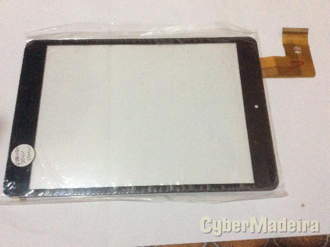 Vidro tátil   touch screen storex ezee TAB785D12-S Outras