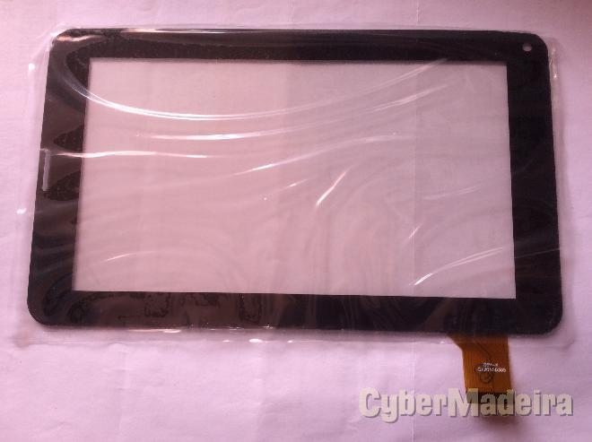 Vidro tátil   touch screen 86V-K  para tablet de 7 polegadas Outras