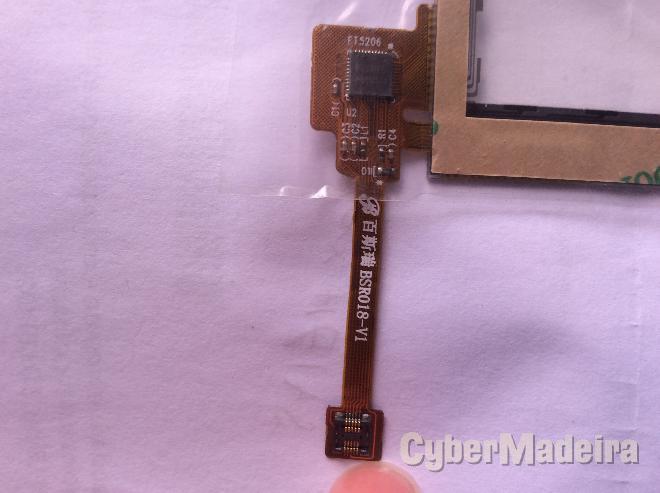 Vidro tátil   touch screen BSR018-V1Outras
