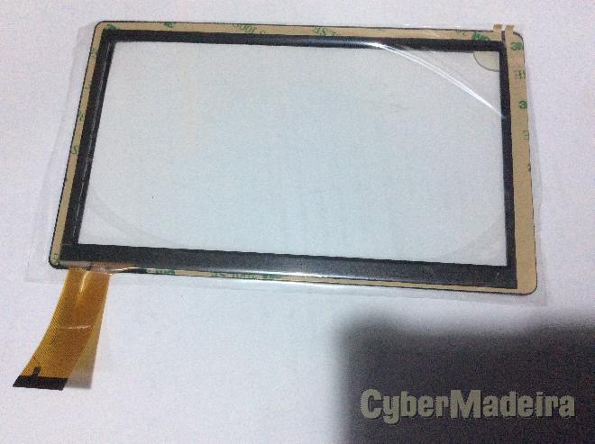 Vidro tátil   touch screen CZY-6340B01-FPCOutras
