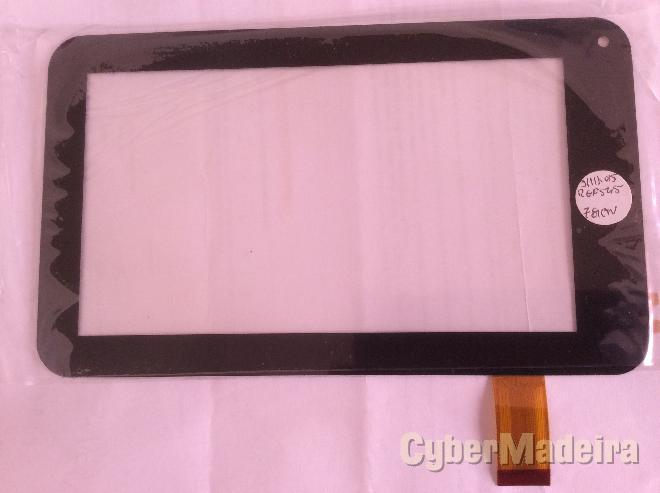 Vidro tátil   touch screen HH070PG-031A Outras