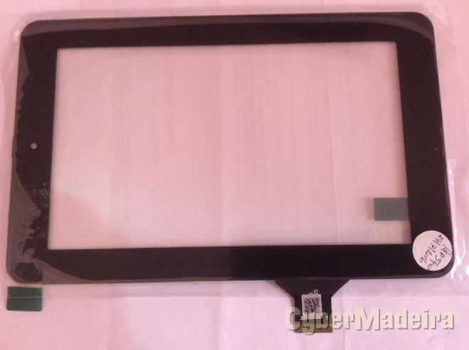 Vidro tátil touch screen MA705D5 com aro frameOutras