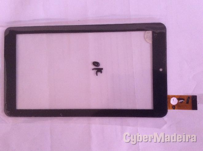 Vidro tátil   touch screen QCY-FPC-070027-V2Outras