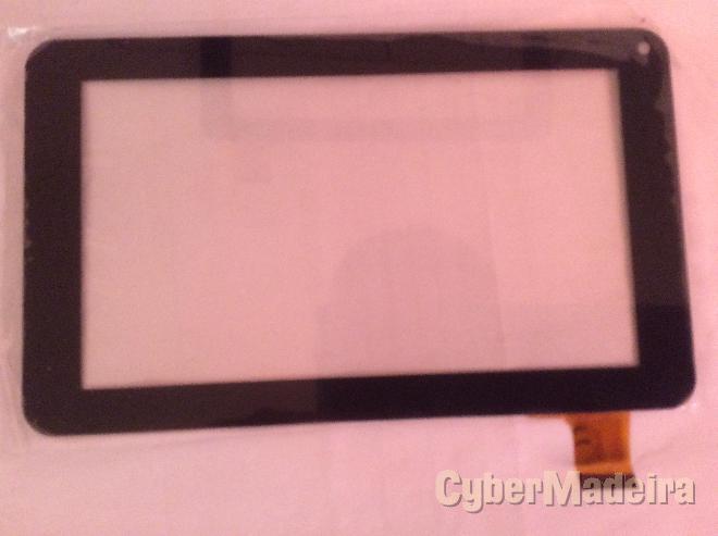 Vidro tátil   touch screen XC-PG0700-03   XC-PG0700-03--A1Outras