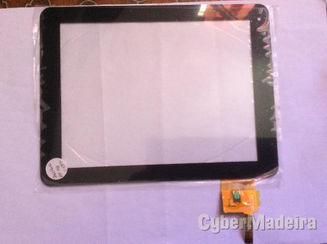 Vidro tátil   touch screen storex ezee TAB805 Outras