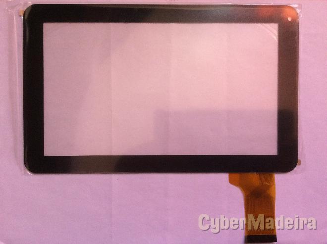 Vidro tátil   touch screen crown aria C2 ATABLET917POutras