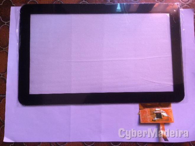 Vidro tátil   touch screen storex ezee TAB1004 Outras