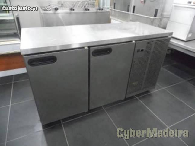Fagor bancada industrial refrigerada 1.60m