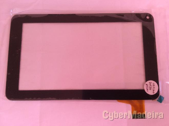 Vidro tátil   touch screen crown japan aria C2 atablet 2717 14Outras
