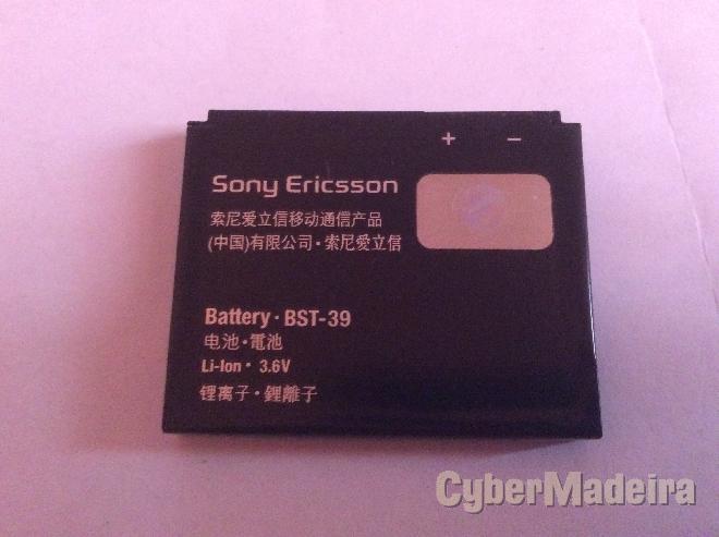 Bateria Sony ericsson BST-39   BST39