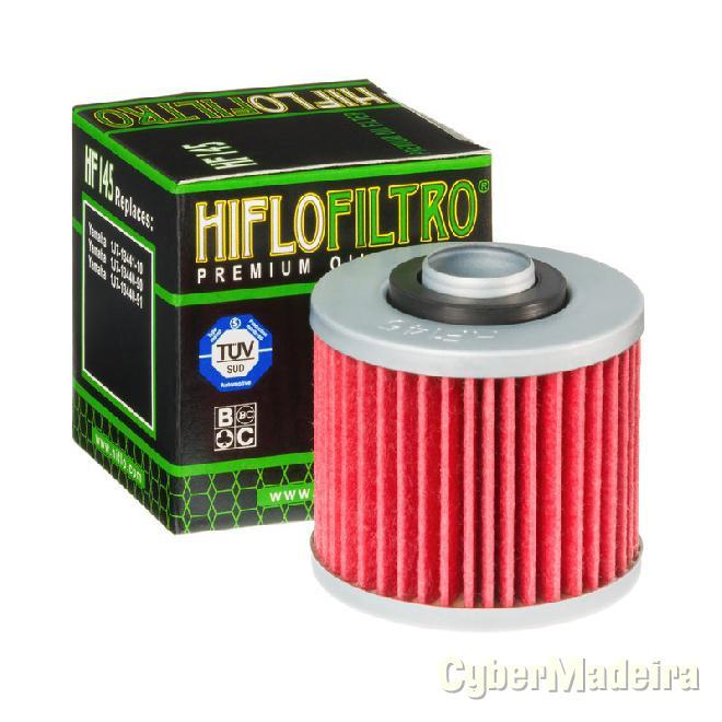 Filtro de oleo hiflofiltro HF145 - yamaha xt tdm xv virago