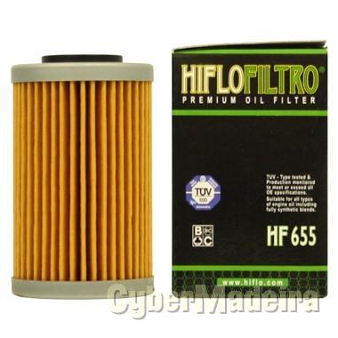 Filtro de oleo hiflofiltro HF655 - ktm