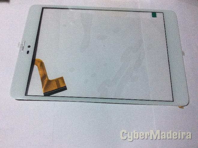 Vidro tátil touch screen FPCA-79A09-V02Outras