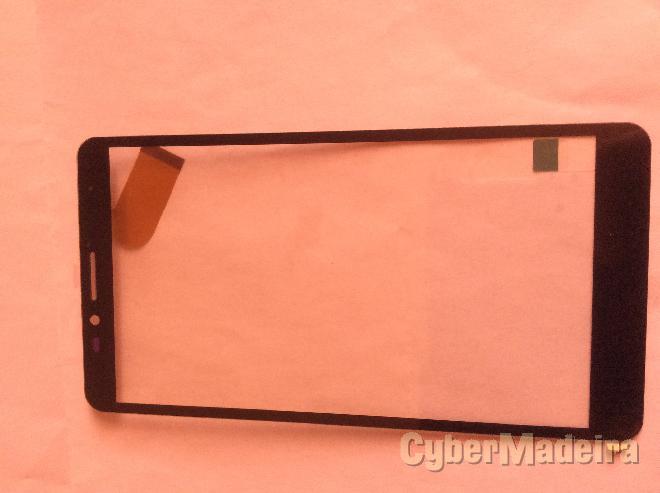 Vidro tátil   touch screen phablet qilive Q5 4G