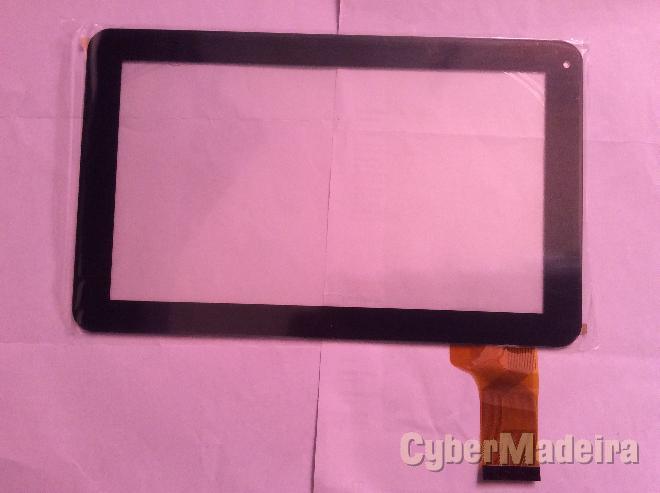Vidro tátil   touch screen sunstech TAB917QC 8GBOutras