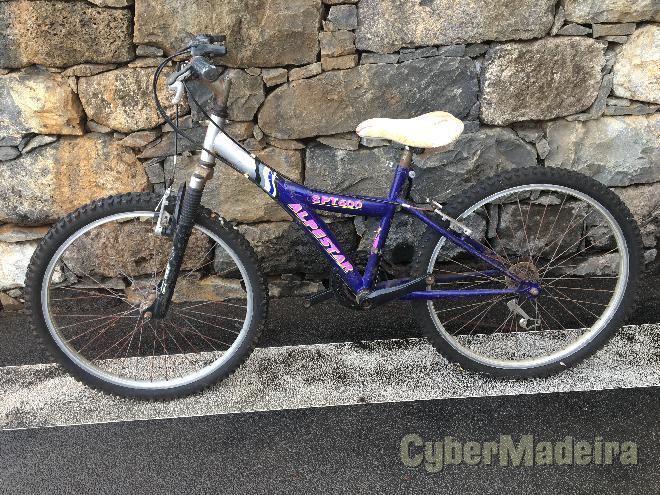 Bicicleta btt BTT