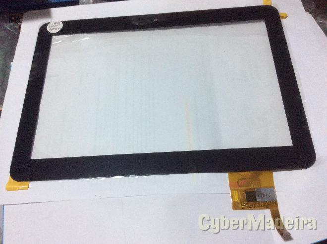 Vidro tátil   touch screen storex ezee TAB1005 Outras