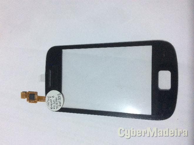 Vidro tátil   touch screen samsung galaxy mini ii S6500
