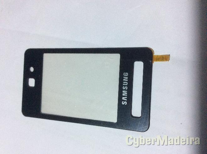 Vidro tatil   touch screen samsung F480  SGH-F480