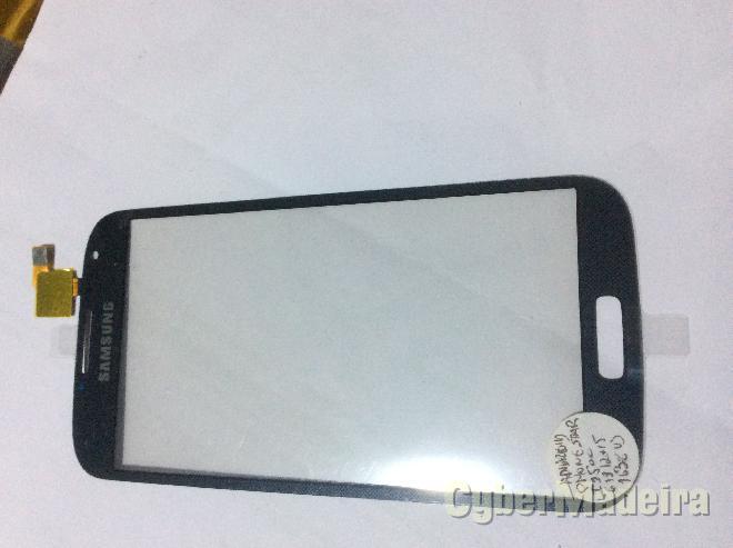 Vidro tátil   touch screen ML-S818A-FPC samsung I9500