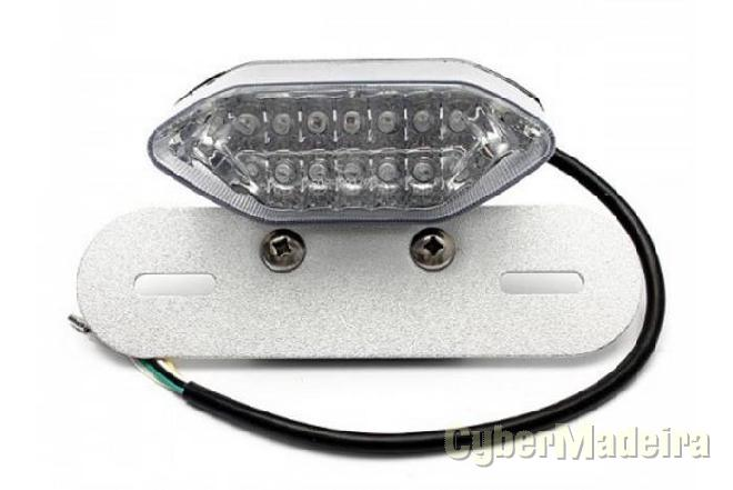 Moto stop piscas em led ideal para chopper - universal