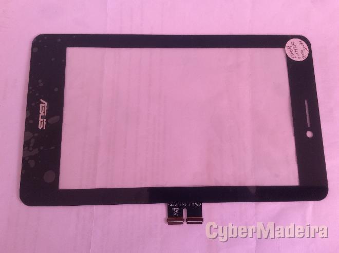 Vidro tátil   touch screen fonepad 7   memo HD7 ME175 , ME175CG , K00Z , 5472L FPC-1 Asus