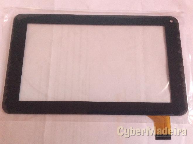Vidro tátil   touch screen xtreme X74  74 Outras