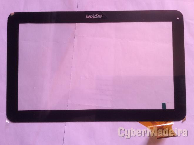 Vidro tátil   touch screen ZP9105-101 fpc VER.01Outras