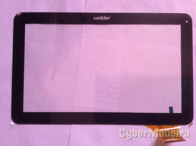Vidro tátil touch screen wolder mitab epsilonOutras