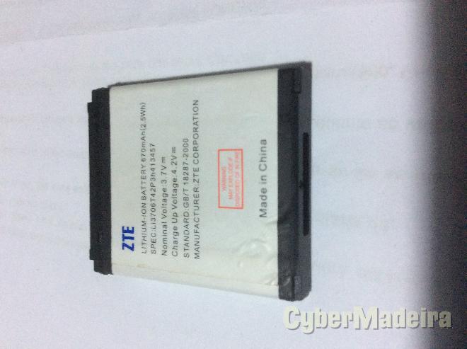 Bateria  zte Optimus Vegas LI3706T42P3H413457