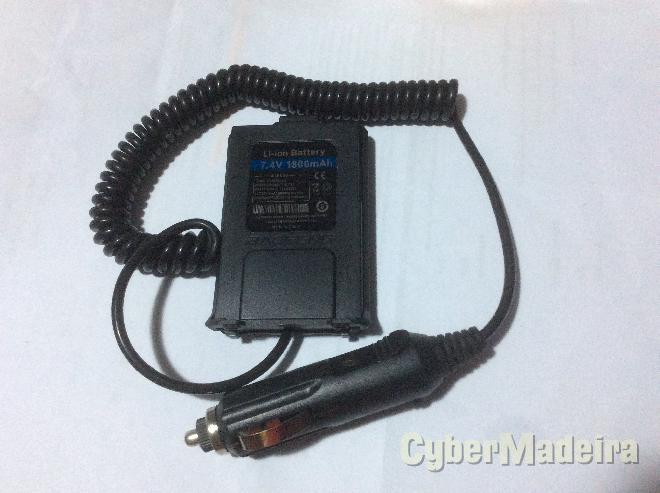 Cabo eliminador bateria baofeng UV-5R