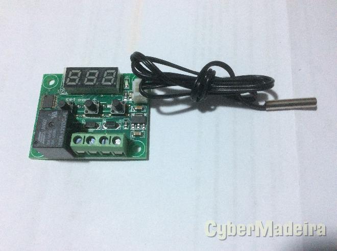 Módulo controlador digital de temperatura