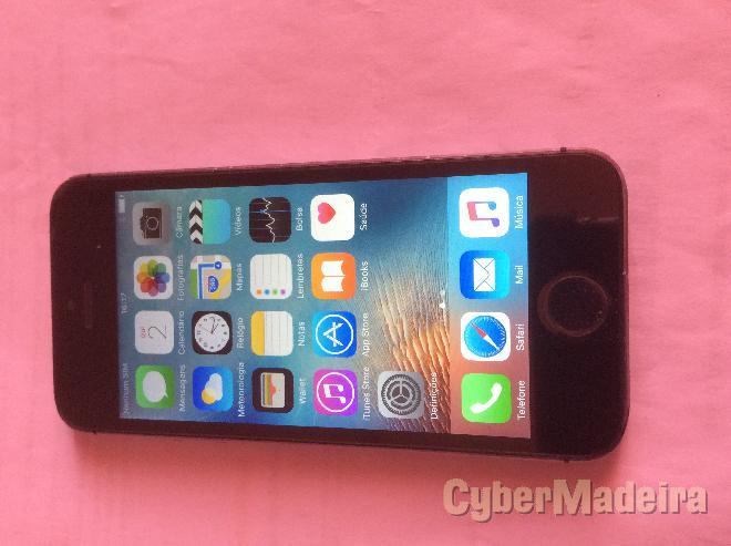 Iphone 5S 16GB desbloqueado