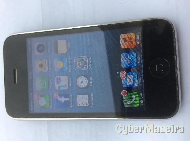 Iphone 3GS iPhone 3GS 16GB desbloqueado