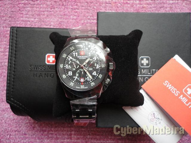 Swiss military hanowa black 06-5C4