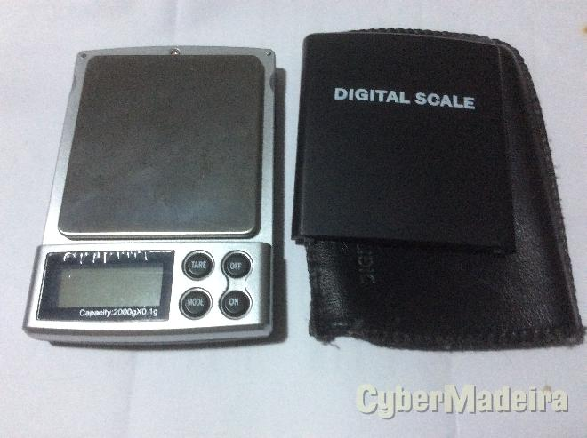 Balança digital de precisão 0.1 gramas A 2KG