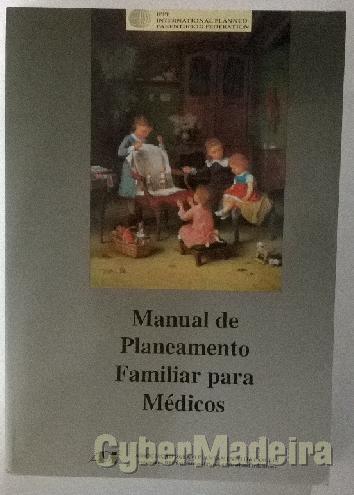 Manual de planeamento familiar para médicos