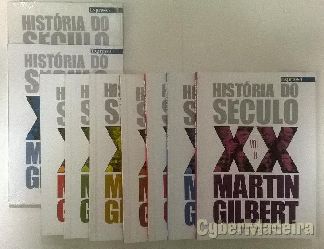 Colecção história do século xx - martin gilbert