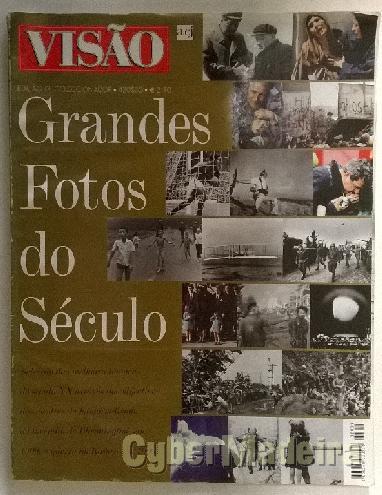 Visão - grandes fotos do século
