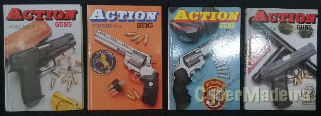 Action guns - volumes 3, 4, 5 E 6