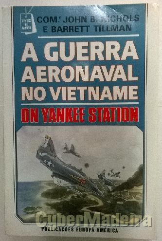 A guerra aeronaval no vietname