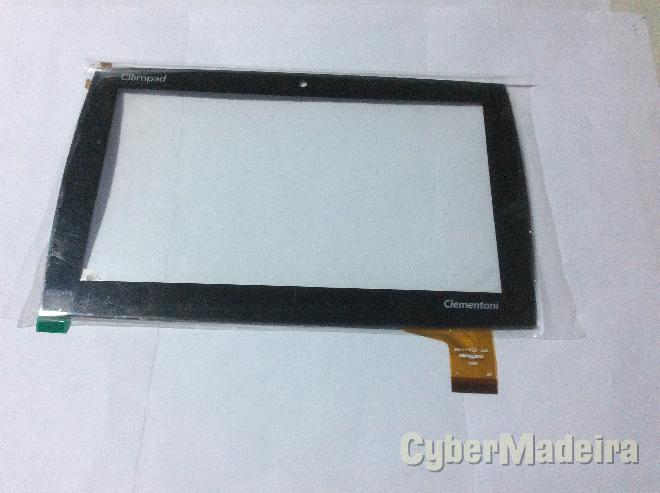 Vidro tátil   touch screen clempad 4.4 plus Outras